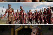 Wakanda forever ♥