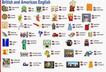 English British American