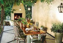 LET'S SIT ON OUR PATIO, BALCONY DECK OR PORCH...!