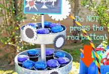 B-Day Party Ideas / by Melanie Porter