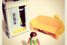 PLAYMOBIL / I love PLAYMOBIL!