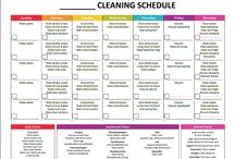 Cleaning routines / Cleaning routines