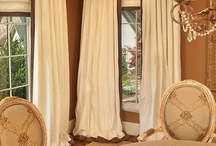 Home: Window Treatments / by Molly Howard Ison
