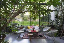 veranda - jardin d'hiver