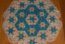 Doily beads