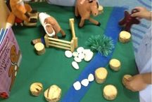 EYFS - The Gingerbread Man
