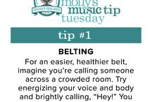 Molly's Music Tip Tuesday