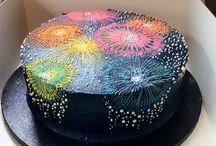 Cake decorating tips & methods