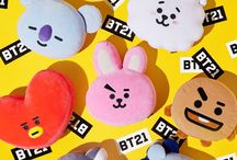BT21 (BTS UNIVERSTAR) / BTS Characters