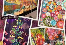 Sneak Peek: Quilt Market 2016 - Houston, Texas / For more info, go to Sew4Home.com