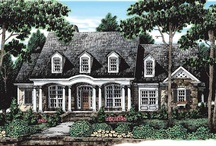 Future House Plans / by Carrie Barnard-Chism