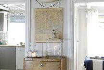 The beach house ideas / Decorative touches and ideas for my beach house.......