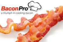 Bacon Pro / New bacon cooker for a microwave oven. Cook 1 to 20 slices of bacon all at once. Some housewares experts believe it is the best bacon cooker ever made.
