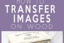 Image Transfer/vintage images