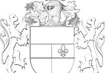 Mare Family Crest Elements