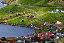 Denmark/Tanska. Faroe islands/Färsaaret