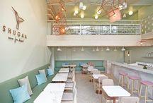 cafè & restaurant design