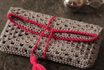Purse / Crochetting