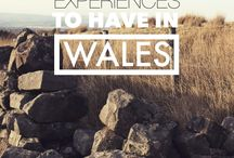 Places to see - Wales - England - Scotland