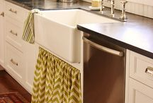 Kitchen appliances and hardware