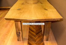 Tables / Custom Hardwood Tables