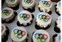 Homeschool: Olympics / Crafts, Activities, and Treats for the Olympic Games! / by Lynnae McCoy