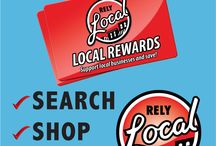 RelyLocal Rewards Card Program for Fundraising / RelyLocal Rewards Cards are Great for Fundraising.... Depending on where you purchase your Local Rewards card, a hefty portion of the proceeds will go toward supporting a non-profit, a school sports team, or the RelyLocal campaign to help stimulate the Racine & Kenosha economies..... Please contact us at 262-320-RELY(7359) for more details / by RelyLocal Racine & Kenosha