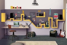Kids Bedroom Design Ideas / Feed your childs imagination by transfroming their bedroom into there own adventure.