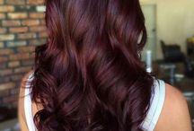 Cherry hair