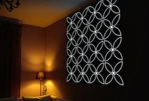 Lighting Wallpaper™ / Lighting Wallpaper™ is a new design element about to come into your homes, offices, bars, restaurants, lobbys and other places