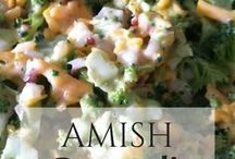 Recettes amish