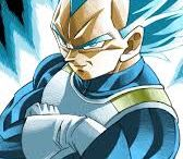 vegeta ssj dios azul