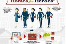 Homes for Heroes / Nationwide free program for all our Heroes / by Homes For Heroes