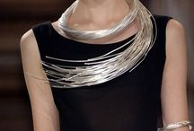 Ob-Fashion Jewels / precious materials , accurate technical  and attention to detail .Emerging designer in search of success !