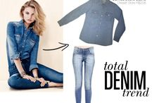 Get the look / Get the look and fashion trends with Anatomy Denim.