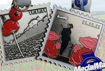 Virtual Running UK Remembrance Day Medals