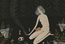 Александра Дворникова иллюстрации