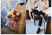 Photo Inspiration ~ City Themed Engagements / by Jennifer Low