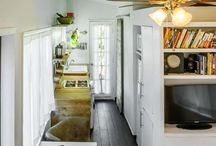 SMALL SPACE LIVING / by Mona  Iren ♥