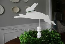Easter/Spring / by Deanna Rio