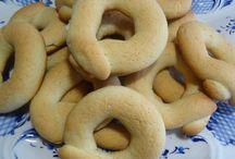 Portuguese biscoitos