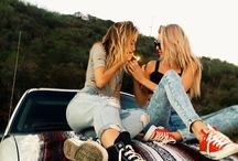 F R I E N D S / Best friends goals