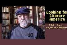 "Looking for Literary America / In April 2016, James Hitt will begin a coast-to-coast journey ""Looking for Literary America"". He will document his travels as he searches out the people and places that have impacted American literature. Meet-ups with modern-day authors, visits to iconic homes and settings, tours of popular indie bookstores and libraries, and much more."