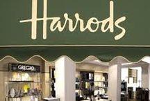 Greggio corner in Harrods / The Greggio concession in Harrods has opened  on the second floor of Harrods, in Knightsbridge, London.