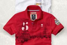 Design de vestuário polos