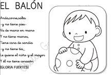 Poesías infantiles / by Educando el alma