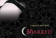 House Of Night Novels / by Gema Avila :)