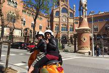 Barcellona / Diari di viaggio e consigli pratici per un viaggio indimenticabile a Barcellona. Scopri dove dormire, cosa e dove mangiare, come muoverti a Barcellona
