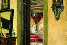 Just Beautiful Paintings Of Interiors