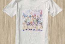 Clannad Anime Tshirt